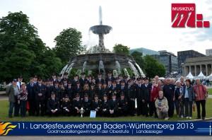 Landesfeuerwehrtag 2013
