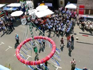 Maibaummarkt 2011