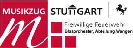 Musikzug der Freiw. Feuerwehr Stuttgart, Abt. Wangen Logo