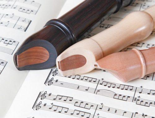 Musikzug startet Blockflötenunterricht