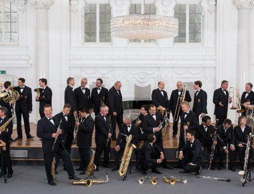 Landespolizeiorchester zu Gast in der Wangener Kelter